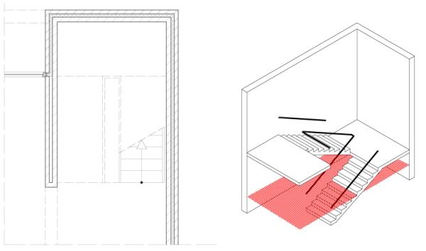 Bouwtechnisch tekenen tekentechnieken bk wiki for Bordestrap hout