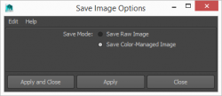Maya render view save image optionbox color managed.png